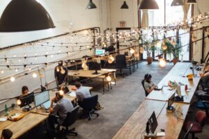 office and share office co working space cleaning services